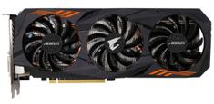 Gigabyte grafična kartica GeForce GTX 1060 Aorus, 6 GB (GV-N1060AORUS-6GD)