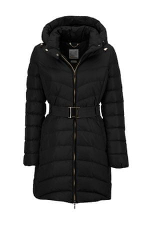 Geox płaszcz damski S czarny