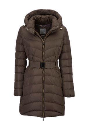 Geox płaszcz damski L brązowy