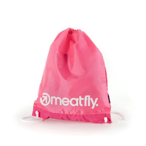 MEATFLY unisex pytlík Flatout Benched Bag růžová uni