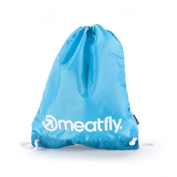 MEATFLY unisex pytlík Flatout Benched Bag modrá uni