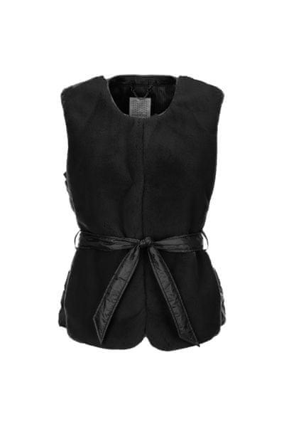Geox dámská vesta XL černá