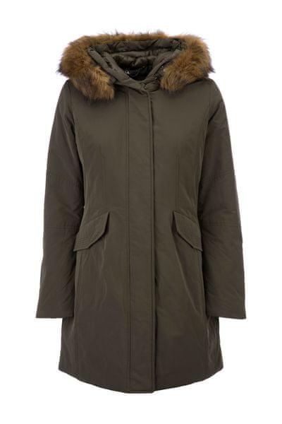 Geox dámský kabát M zelená