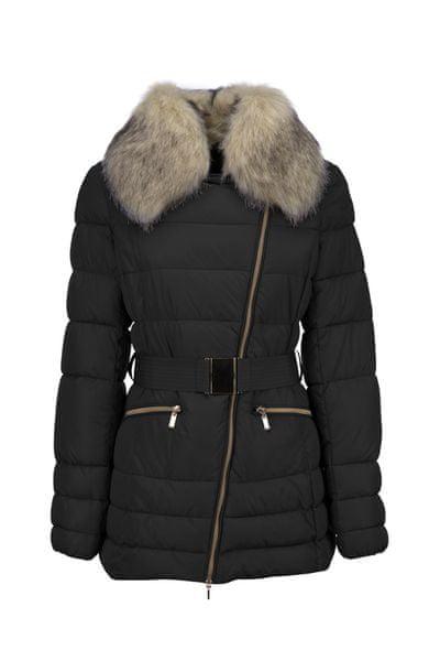 Geox dámský kabát XS černá