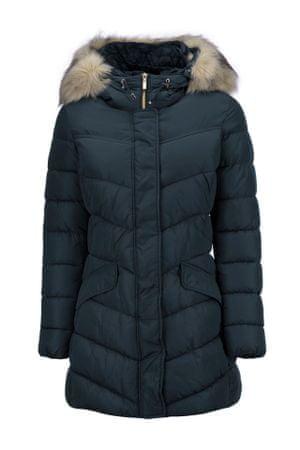 Geox płaszcz damski S ciemnoniebieski