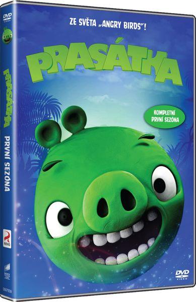 Angry Birds: Prasátka 1. série - DVD