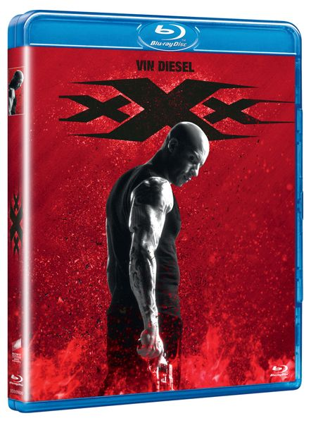 xXx - Blu-ray