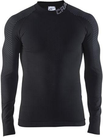 Craft moška majica Warm Intensity CN LS, črno/siva, M