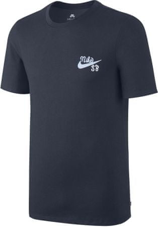 Nike M NK SB DRY TEE DFC Whale Blue XL