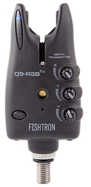 Flajzar Signalizátor Záběru Fishtron Q9-TX-RGB