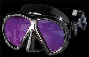 ATOMIC AQUATICS Maska Atomic SUBFRAME ARC, potápěčské brýle, černá/černá