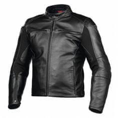 Dainese pánská motocyklová bunda RAZON PELLE černá, kůže