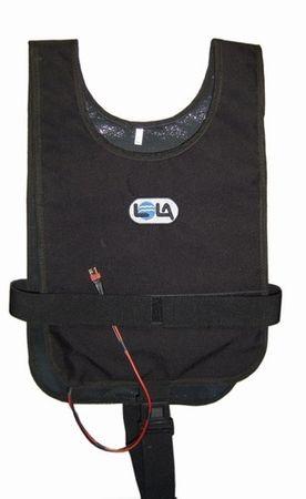 LOLA Vyhřívací vesta, XL