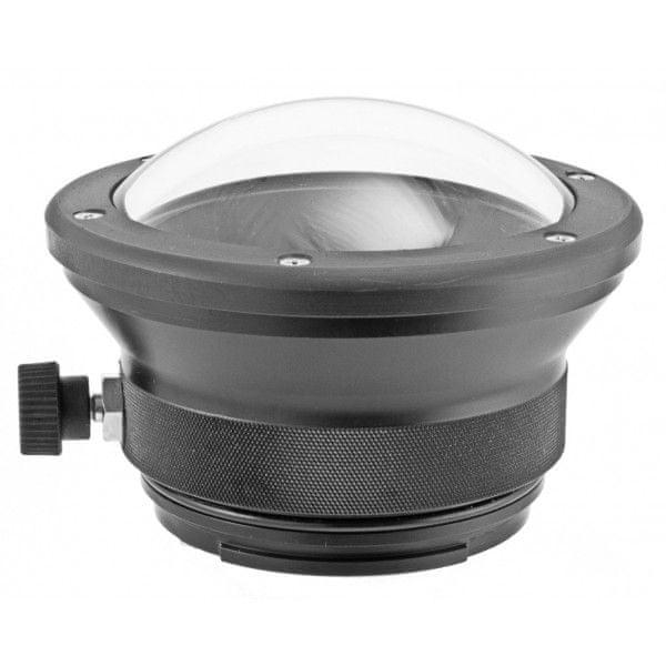"""NIMAR Port vypouklý 125mm (5"""") pro objektivy Canon 16-35 mm se zoomem na pouzdro NIMAR D-SLR"""