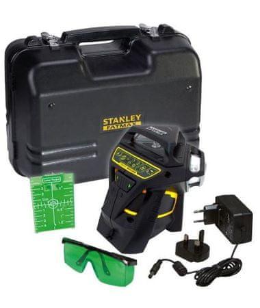 Stanley večnamenski laser, 360°