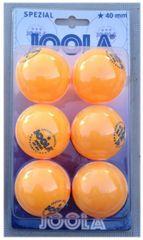 Joola žogice za namizni tenis Special, oranžne