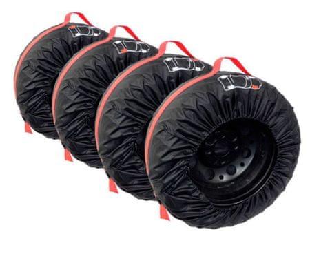 CarPoint Ochranný obal na pneumatiky 4ks