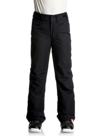 Roxy smučarske hlače Backyard, črne, M
