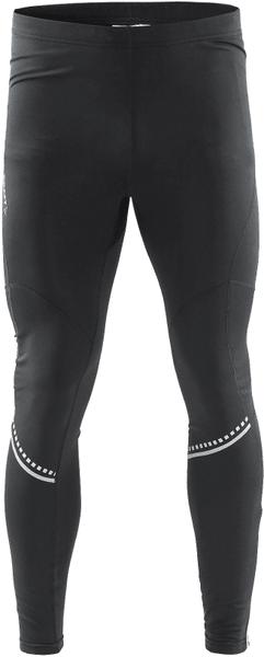 Craft Kalhoty Cover Thermal Černá L