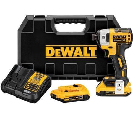 DeWalt akumulatorska udarna bušilica DCF887D2 Brushless