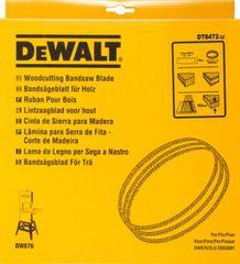DeWalt list za tračno žago DW876, 10 mm