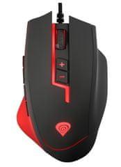 Genesis Gaming MMO laserski gaming miš GX85, 8200 DPI