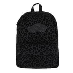 Vans Wm Realm Backpack Black Leopar OS
