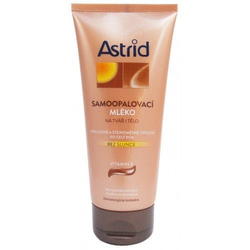 Astrid Samoopalovací mléko 200 ml