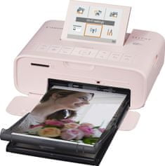 Canon prenosni foto tiskalnik CP1300 Selphy, roza