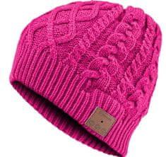 Archos czapka ze słuchawkami Bluetooth Music Beany, różowy