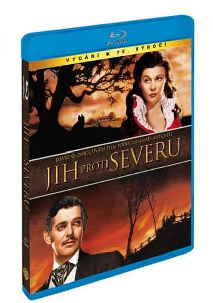 Jih proti Severu - Blu-ray