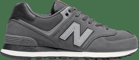 New Balance ML574GPD Sportcipő, Szürke, 43