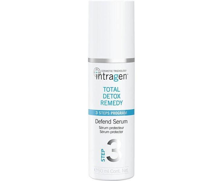 Revlon Professional Detoxikační ochranné sérum Intragen (Total Detox Remedy Defend Serum Step3) 50 ml