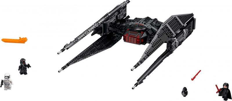 LEGO® Star Wars™ 75179 Kylo Renova stíhačka TIE