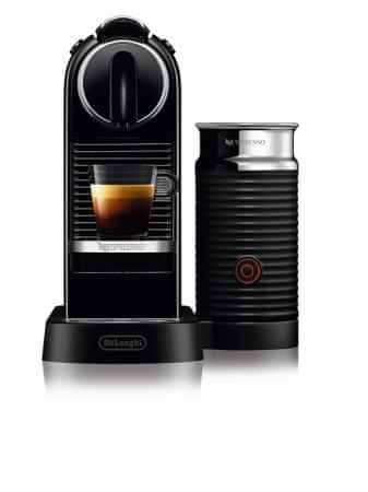 NESPRESSO ® CitiZ&milk EN267.BAE De'Longhi® kávégép, Fekete