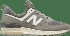 New Balance moški čevlji MS574BG, sivi