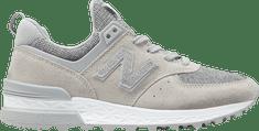 New Balance ženski čevlji WS574GRS, sivi