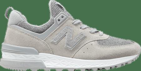 New Balance ženski čevlji WS574GRS, sivi, 37,5