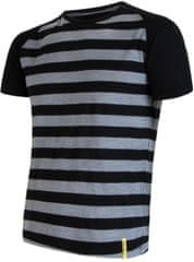 Sensor koszulka termoaktywna Merino Wool Active M paski