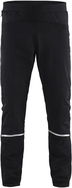 Craft Kalhoty Essential Winter Černá L