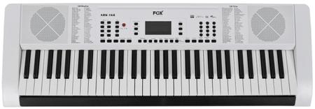 FOX 168 WH Klávesy s dynamikou úderu