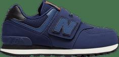 New Balance otroški čevlji KV574YTY, modri