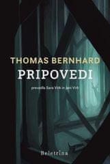 Thomas Bernhard: Pripovedi