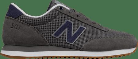 New Balance moški čevlji MZ501RPA, sivo-modri, 42