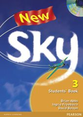 Abbs Brian, Barker Chris: New Sky 3 Student´s Book