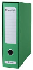 Blue Link registrator A4, 80 mm, zelen (21675)