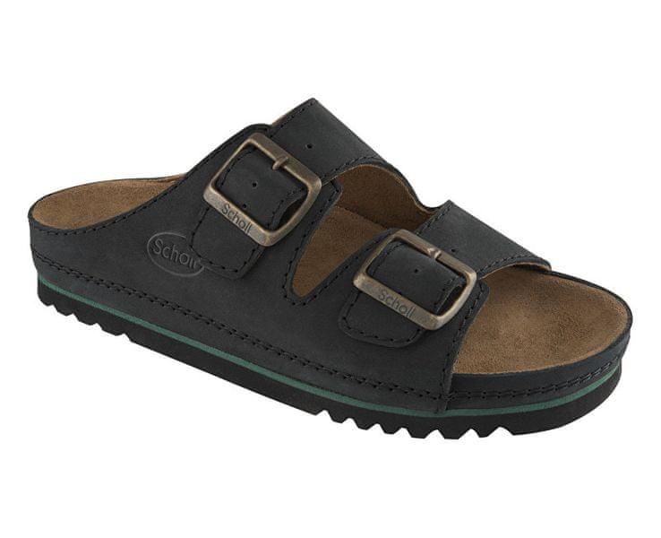 Zdravotní obuv AIR BAG Nublined-U - černá (Velikost vel. 43)