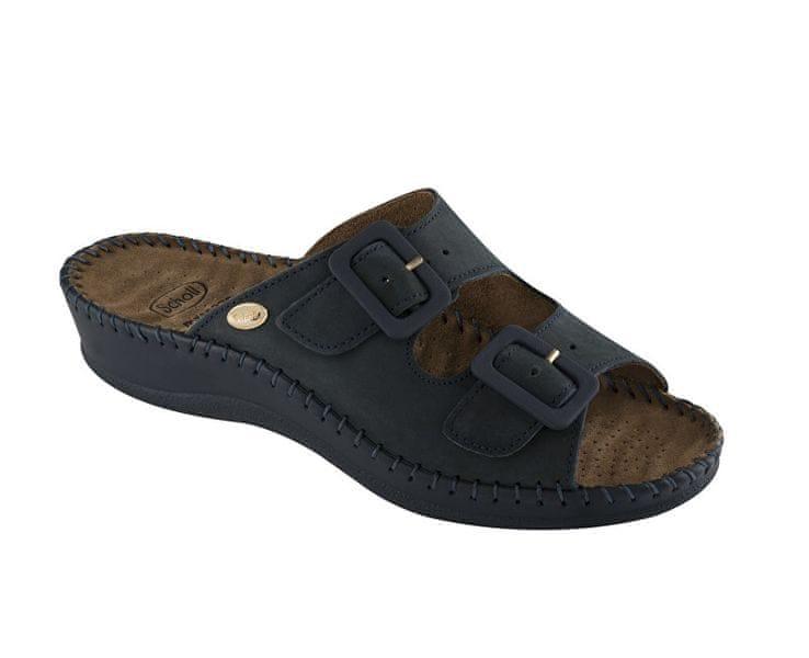 Zdravotní obuv WEEKEND - námořnická modrá (Velikost vel. 37)