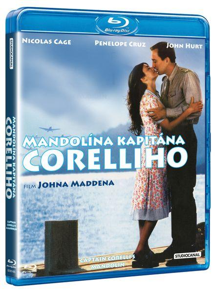 Mandolína kapitána Corelliho - Blu-ray