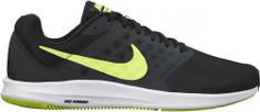 Nike moški tekaški copati Downshifter 7, črno-rumeni